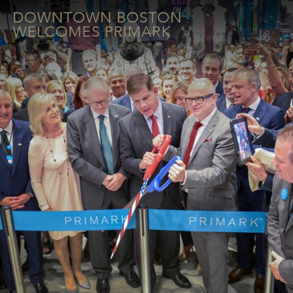 Primark La Vie Boston