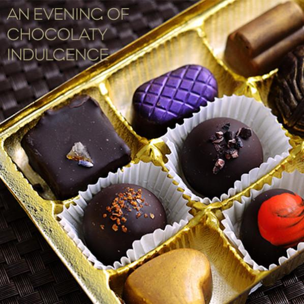 chocolaty indulge